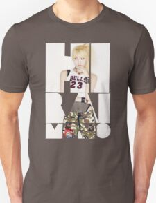 TWICE 'Hirai Momo' Typography T-Shirt