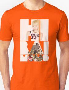 TWICE 'Hirai Momo' Typography T-Shirt