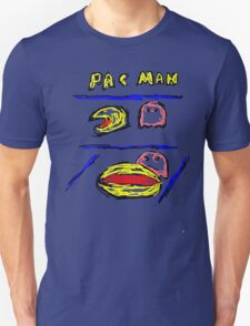 Pac man + Pinky Unisex T-Shirt