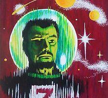 SPACEMAN 'Z' by ward-art-studio