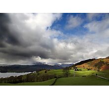 Windermere, near Ambleside Photographic Print