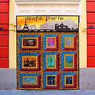 Memories of Spain 2 - Cafe Paris in Valencia by Igor Shrayer