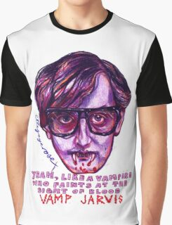 Vamp Jarvis Graphic T-Shirt