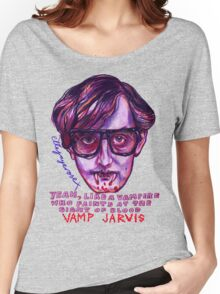Vamp Jarvis Women's Relaxed Fit T-Shirt