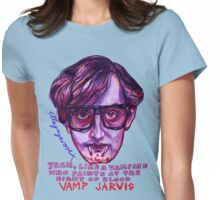 Vamp Jarvis Womens Fitted T-Shirt