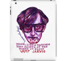 Vamp Jarvis iPad Case/Skin