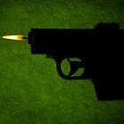 Firearm by Johanne Brunet