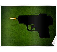 Firearm Poster