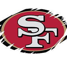 49ers Battle Scarred by KeithSwo