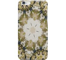Green Rosette- iPhone Case/Skin