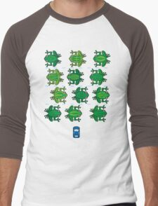 Revenge of the Frogs Men's Baseball ¾ T-Shirt