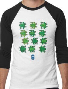 Revenge of the Frogs Men's Baseball ¾ T-Shirt