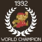 1992 World Champion by Jesse Coté