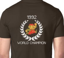 1992 World Champion Unisex T-Shirt
