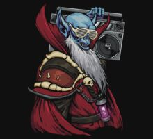 The Necrodancer by heliumash