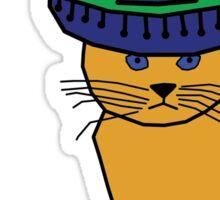 Sombrero kitty Sticker