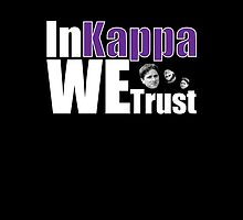 In Kappa We Trust by KeithSwo