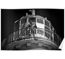 Talacre Metal Lighthouse ' Keeper ' Poster