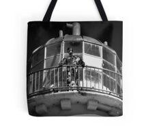 Talacre Metal Lighthouse ' Keeper ' Tote Bag