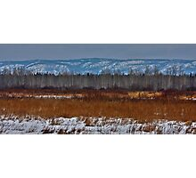 Dunrobin in Winter Photographic Print
