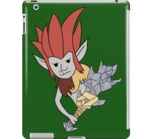 Trundle, The cursed troll iPad Case/Skin