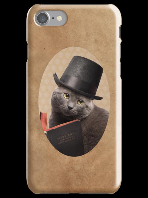 Sir Sophisticat by bizooey
