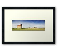 St Peter's on the Wall Framed Print