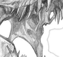 T-rex skull Sticker