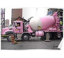 All The Other Trucks Call Me SISSY! Poster