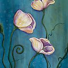 Sea Blossoms by Tanielle Childers