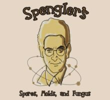 Spenglers Spores Molds and Fungus  by nerdgasm
