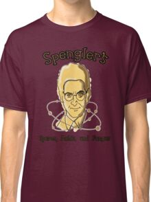 Spenglers Spores Molds and Fungus  Classic T-Shirt
