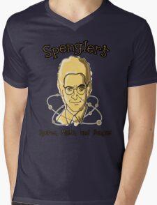 Spenglers Spores Molds and Fungus  Mens V-Neck T-Shirt