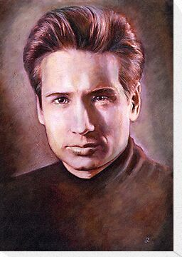 Fox Mulder by jankolas