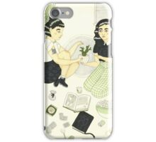 Cactus Spell Part 1 iPhone Case/Skin
