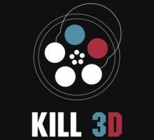 Kill 3D Kids Clothes