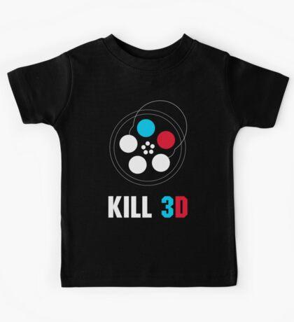 Kill 3D Kids Tee