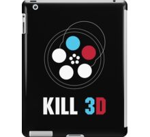 Kill 3D iPad Case/Skin