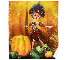 Faerie of Autumntide Poster