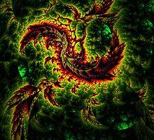 Dragon by Virginia N. Fred