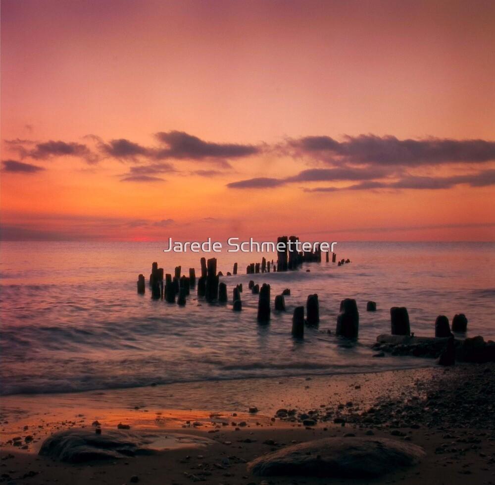 Sunrise Reflections by Jarede Schmetterer