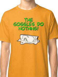Safety Goggles Classic T-Shirt