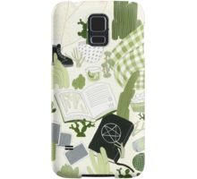 Cactus Spell Part Two Samsung Galaxy Case/Skin