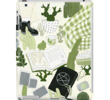 Cactus Spell Part Two iPad Case/Skin