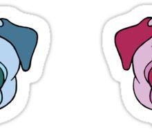 Pug Life! Sticker