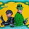 THE GREEN HORNET AND KATO by ward-art-studio