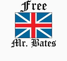 Free Mr. Bates T-Shirt