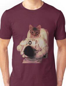 Cat Astronaut Unisex T-Shirt