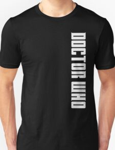 Doctor Who Slogan T-Shirt