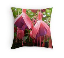 Bells in Blarney Throw Pillow